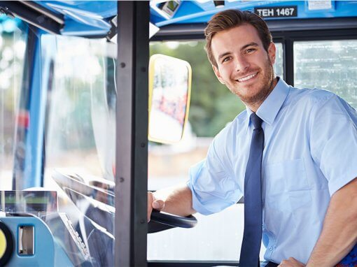MACHINISTE – RECEVEUR : CONDUCTEUR DE BUS