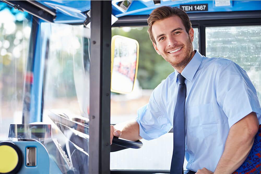 machiniste - receveur   conducteur de bus